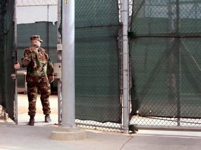 US-Gefängnis auf Guantanamo