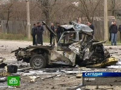Selbstmordattentate im Nordkaukasus