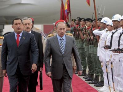 Putin besucht Venezuela
