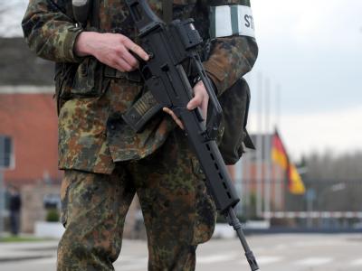 Getötete Soldaten aus der Einheit Seedorf