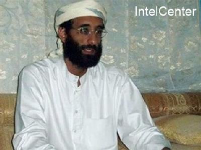 Der US-stämmige Islamisten-Prediger Anwar al-Awlaki (Undatiertes Foto des IntelCenter)
