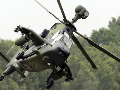 Das Verteidigungsministerium hat «Ergänzungsbedarf bei Hubschraubern» eingeräumt. (Archivbild)