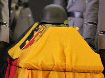 Heute wird der drei am Karfreitag in Afghanistan getöteten Soldaten gedacht werden.