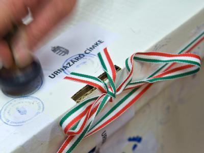 Bei den Parlamentwahlen in Ungarn wird mit einem massiven Rechtsruck gerechnet.