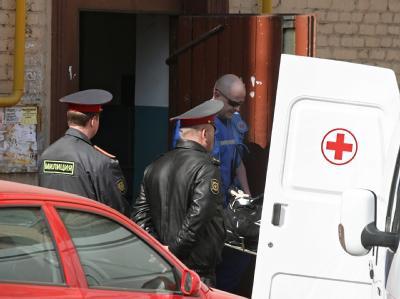 In Moskau wurde ein Richter vor seiner Haustür von einem Unbekannten erschossen.
