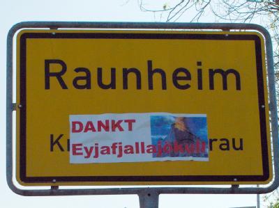 Ruhe über Raunheim