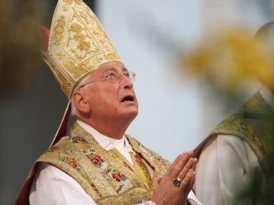 Der Bischof Walter Mixa hat seinen Rücktritt eingereicht.
