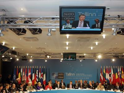 Treffen der NATO-Außenminister in Tallinn