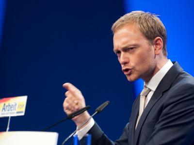 FDP-Generalsekretär Christian Lindner (Archivbild)