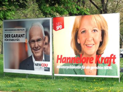 NRW-Landtagswahlen