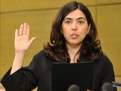 Aygül Özkan als Ministerin vereidigt