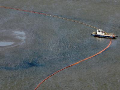 Warten auf die Ölpest
