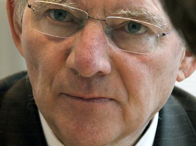 Bundesfinanzminister Wolfgang Schäuble war in Brüssel in ein Krankenhaus eingeliefert worden.