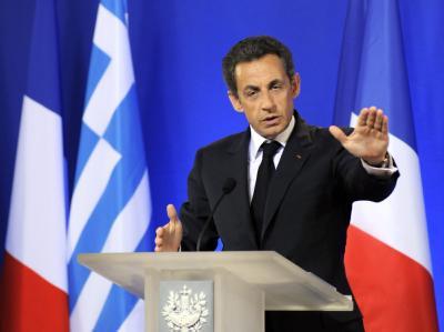 Der französische Staatspräsident Sarkozy hat ein hartes Durchgreifen bei der Regulierung der Finanzmärkte angekündigt.