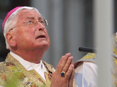 Walter Mixa ist nicht länger Bischof von Augsburg.