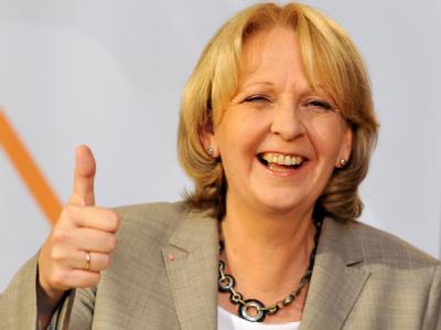 Hannelore Kraft hat die SPD in NRW zurück an die Macht geführt.