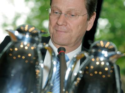 Guido Westerwelle schließt eine Ampelkoalition nicht aus.