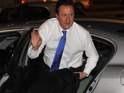 Der Parteichef der Konservativen, David Cameron, wird neuer britischer Premierminister.