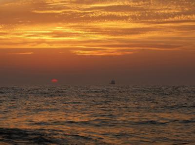 Derzeit strömen täglich etwa 700 Tonnen Rohöl aus zwei Lecks ins Meer.