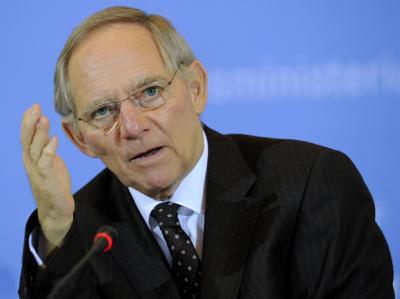 Bundesfinanzminister Wolfgang Schäuble will die Sanierung der Staatsfinanzen ohne Steuererhöhungen bewältigen.