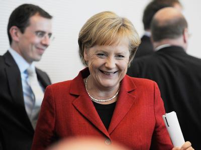 Merkel für Finanzmarktsteuer