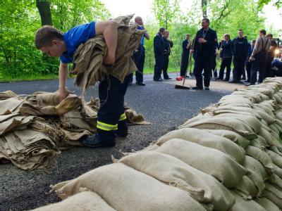 Brandenburg erwartet Hochwasser