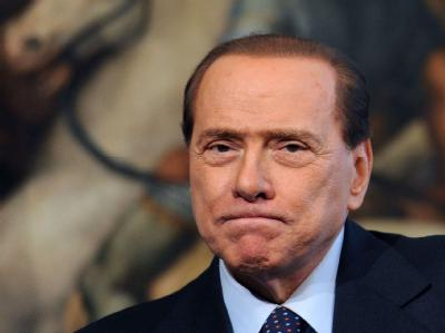 Ministerpräsident Silvio Berlusconi: «Als Regierungschef habe ich nie das Gefühl gehabt, Macht zu haben».