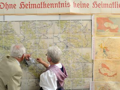 Sudetentreffen in Augsburg (Archivfoto): Bei der Vertriebenen-Stiftung «Flucht, Vertreibung, Versöhnung» gibt es neuen Streit um den Stiftungsrat.