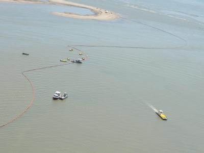 Kampf gegen �l-Katastrophe im Golf von Mexiko