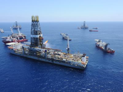 Der - bisher erfolglose - Kampf gegen die Ölkatastrophe hat BP bislang rund 760 Millionen US-Dollar gekostet. (Foto: US Coast Guard)