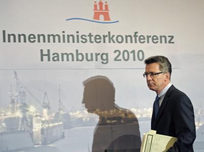 Innenministerkonferenz Hamburg 2010