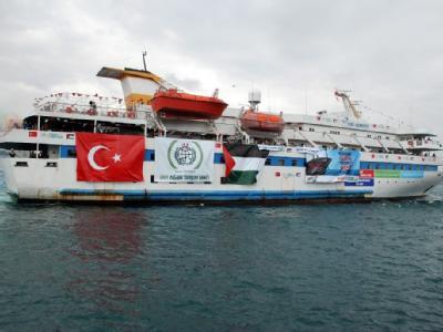 Die «Solidaritätsflotte» wollte Hilfsgüter in den Gazastreifen bringen.