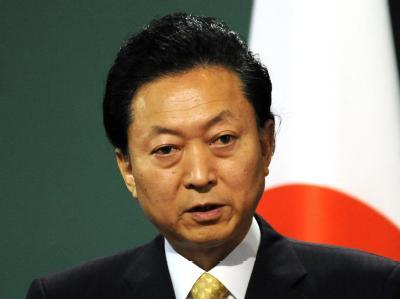 Japans Regierungschef Hatoyama