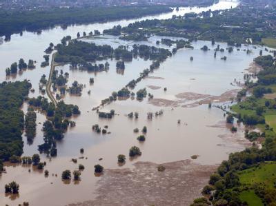 Oder-Hochwasser