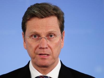 Außenminister Guido Westerwelle verlangt eine transparente Untersuchung des Vorfalls.