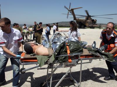 Israel stürmt «Solidaritätsflotte» - Verwundeter