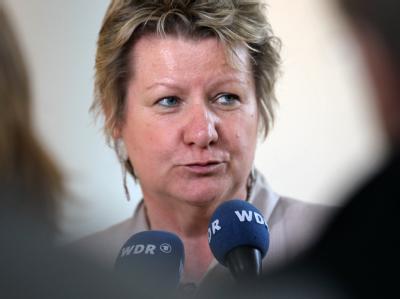 Grünen-Fraktionschefin Sylvia Löhrmann.