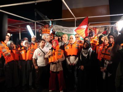«Solidaritätsflotte»