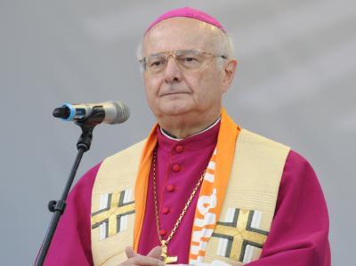 Erzbischof Zollitsch: «Nicht die aus dem Blick verlieren, die keine Lobby haben.»