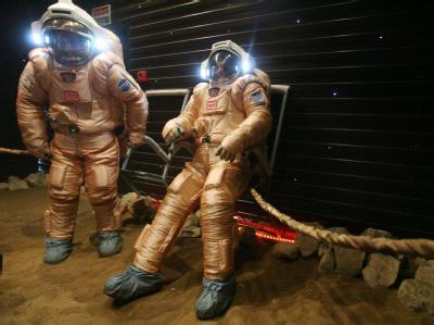 Mars-Simulation