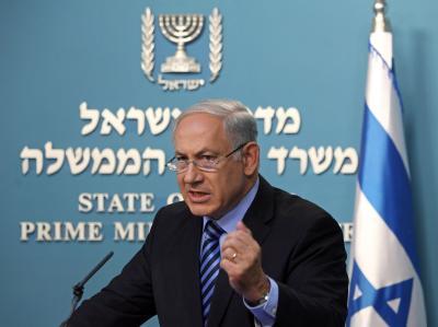 Der israelische Premierminister Benjamin Netanjahu hat den Einsatz gegen die Gaza-Aktivisten verteidigt.