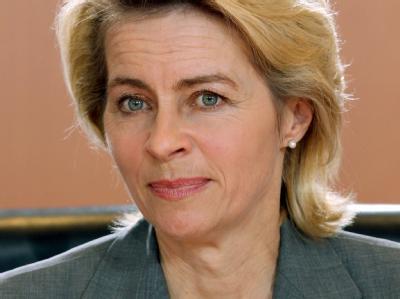 Bundesarbeitsministerin Ursula von der Leyen (CDU) ist die Wunschkandidatin von Kanzlerin Angela Merkel für das Amt des Bundespräsidenten.
