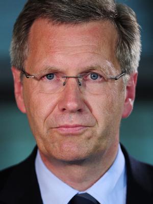 Niedersachsens Ministerpräsident Christian Wulff äußerte sich im Reichstag zu seiner Kandidatur.