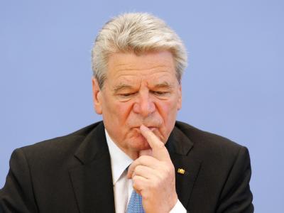 Nach Willen von SPD und Grünen soll der frühere DDR- Bürgerrechtler Joachim Gauck Bundespräsident werden. (Archivbild)