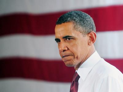 Barack Obama warnt vor zu großen Hoffnungen auf ein schnelles Ende der Ölpest. (Archivbild)