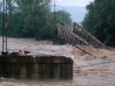 Die Hochwasserlage in Polen bleibt angespannt.