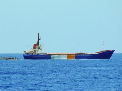 Hilfsschiff für Gaza