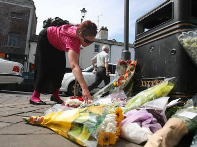 Briten gedenken Amoklauf-Opfern