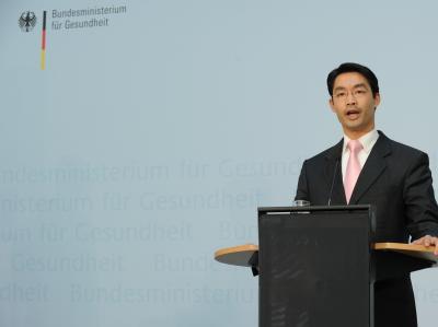 Bundesgesundheitsminister Philipp Rösler.