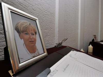 Trauerfeier Maria Bögerl